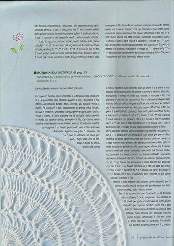 I lavori femminili di Mani di Fata: Bomboniere all uncinetto №3 2010