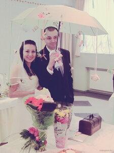 Зонт подарок на свадьбу стихи 84