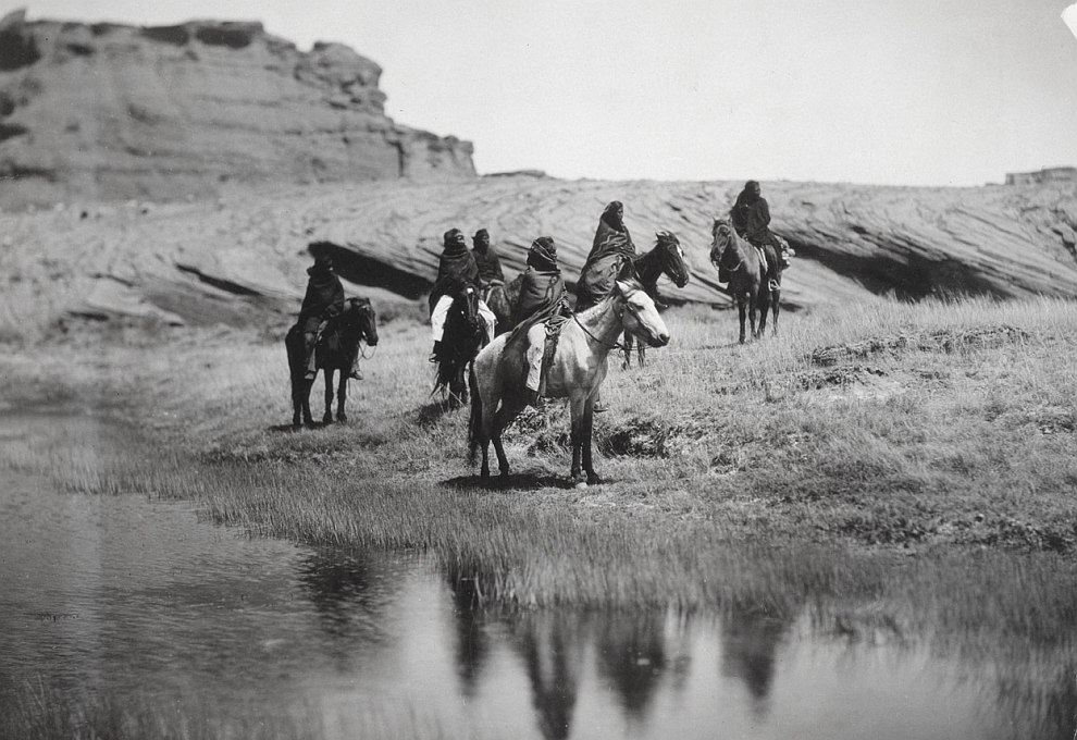 1904 год фото library of congress edward s curtis