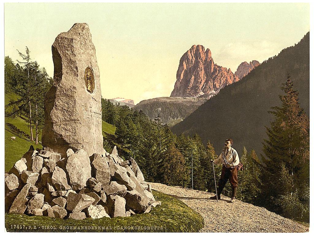 Австрия. Тироль 1890 - 1900 гг 0_80af7_de3cdbe_orig