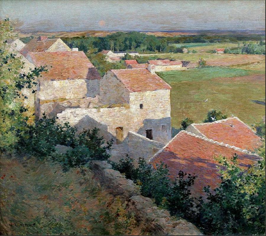 Midsummer Twilight, 1890.jpg