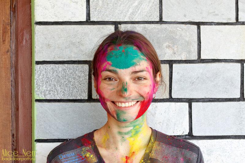 разноцветная Алиса