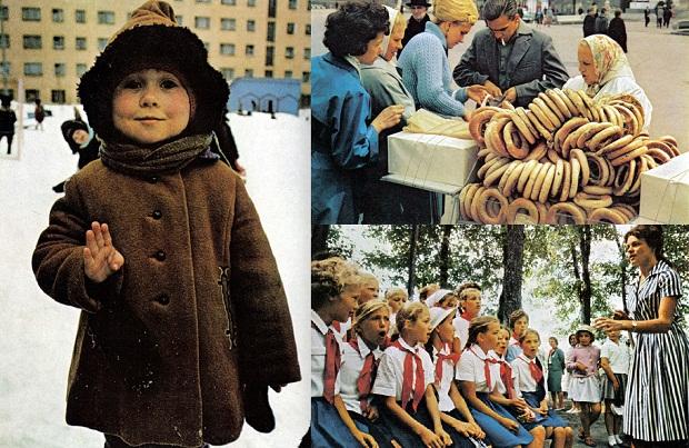 СССР глазами National Geographic