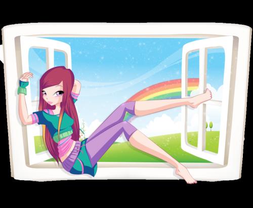 Заказы винкс, аниме + викторина и игра украшаем диван!