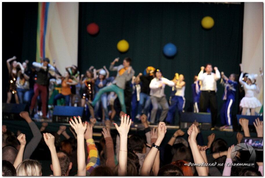 Фестиваль Студенческая весна - 2014