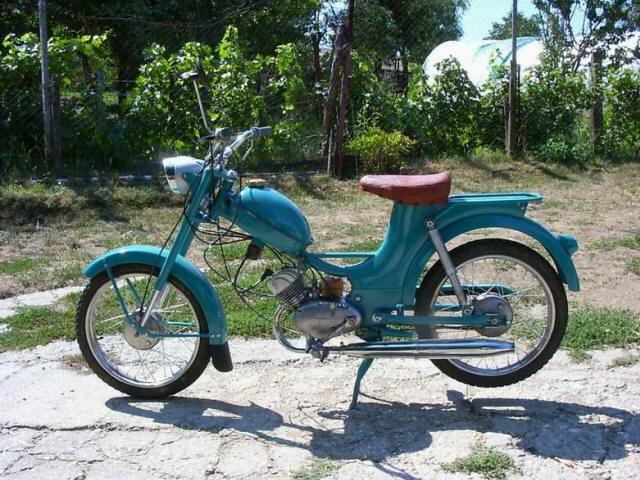 мопед Рига-4