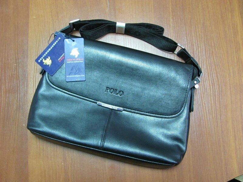 ChinaBuye: Мужская сумка POLO