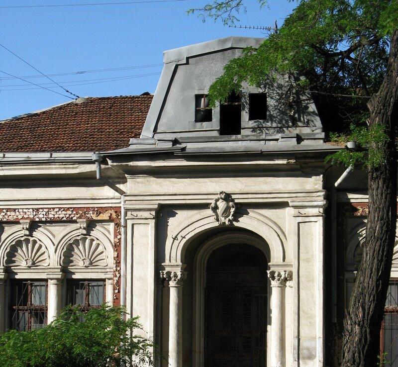 Кишинёвские крыши 3