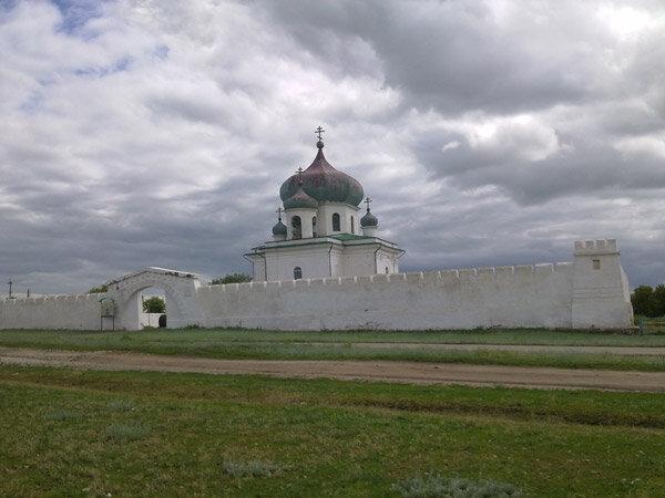 Николаевская боевая крепость (06.05.2013)
