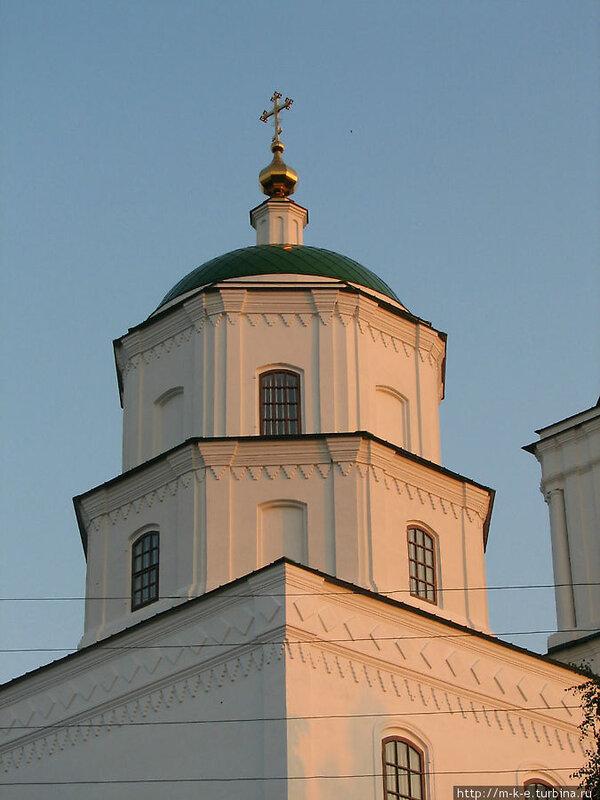 Церковь Сошествия Святого Духа (13.05.2013)