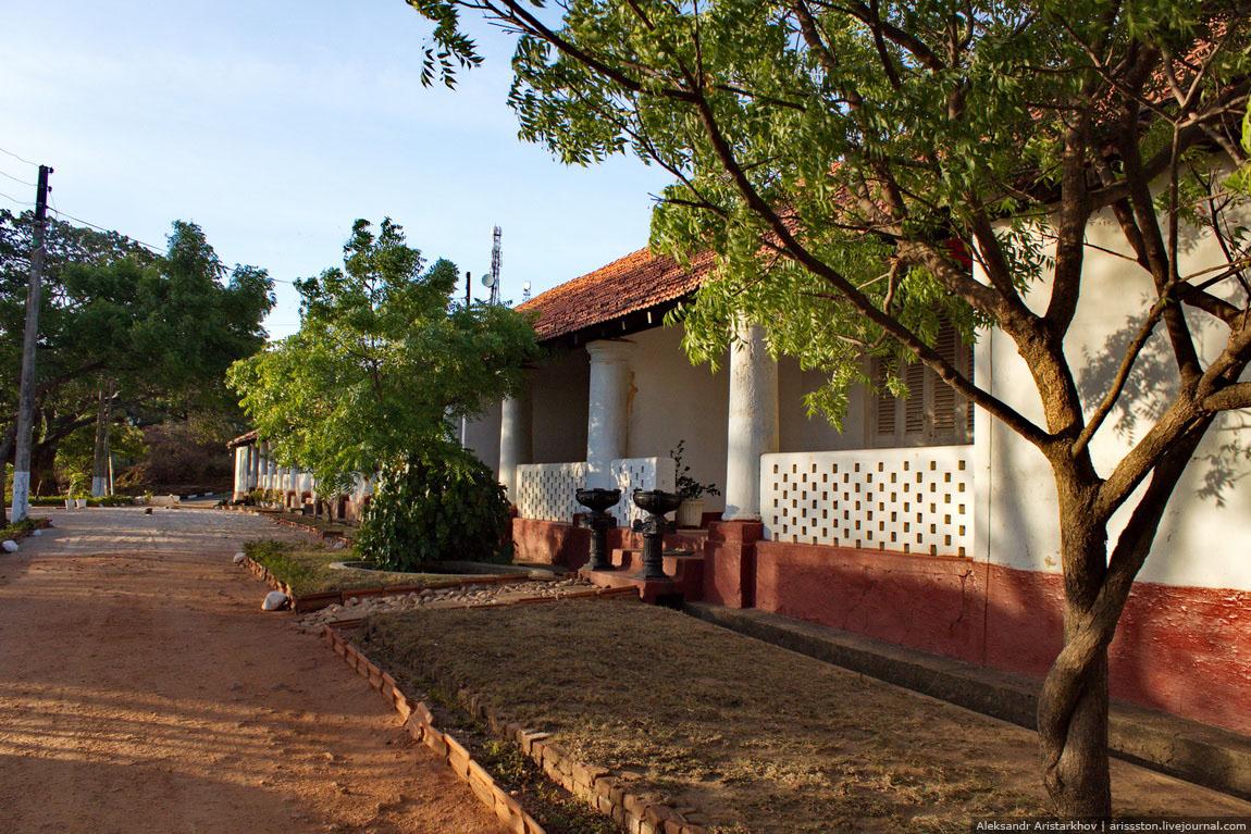 Шри-Ланка_Форт Фредерик_18