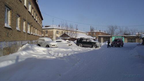 Фотография Инты №3745  Январская 21, 15а и 13 19.02.2013_12:50
