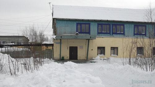 Фото города Инта №3993  Северная сторона Пролетарской 13 17.03.2013_13:21