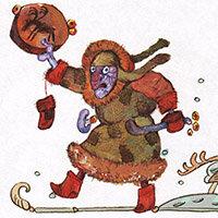 Капыч, Сказки про бабу-Ягу