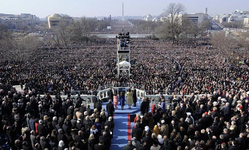 Инаугурация Барак Обама 2009