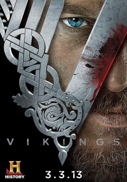 Викинги / Vikings (1 сезон/2013/WEB-DL/WEB-DLRip)