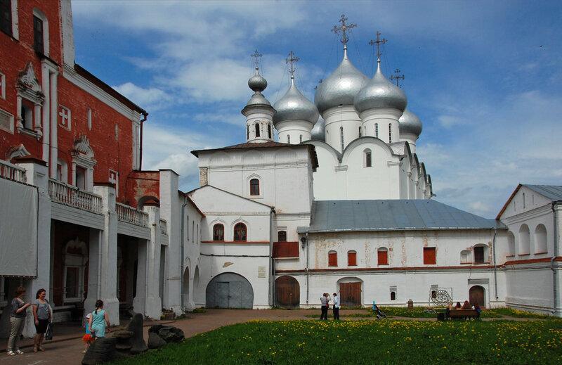 Архиерейский двор Вологодского кремля