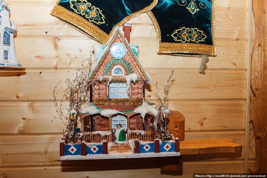 Дом Деда Мороза в Великом Устюге