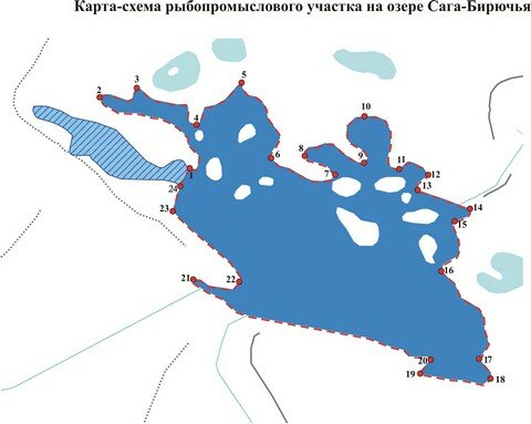 карта рыбалка ставрополье