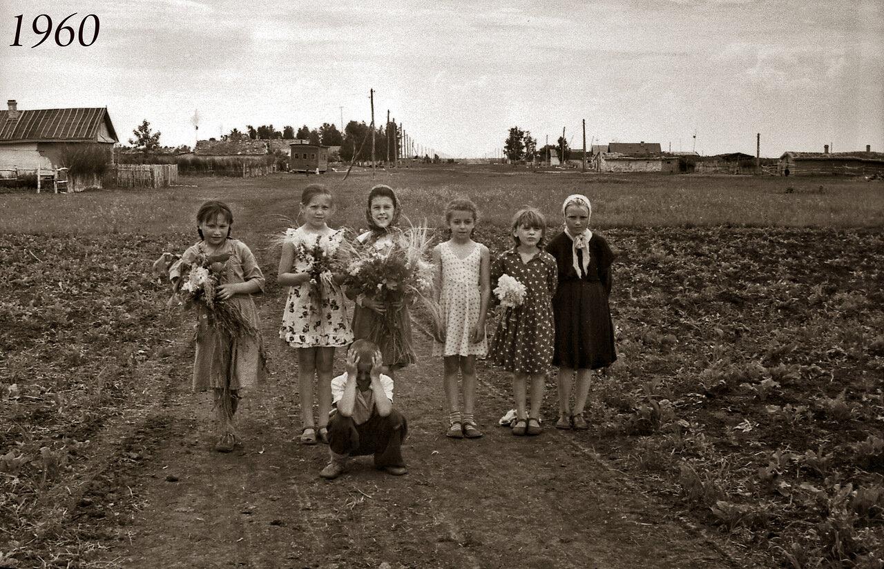 Фото 1960 деревенская девчушка 9 фотография