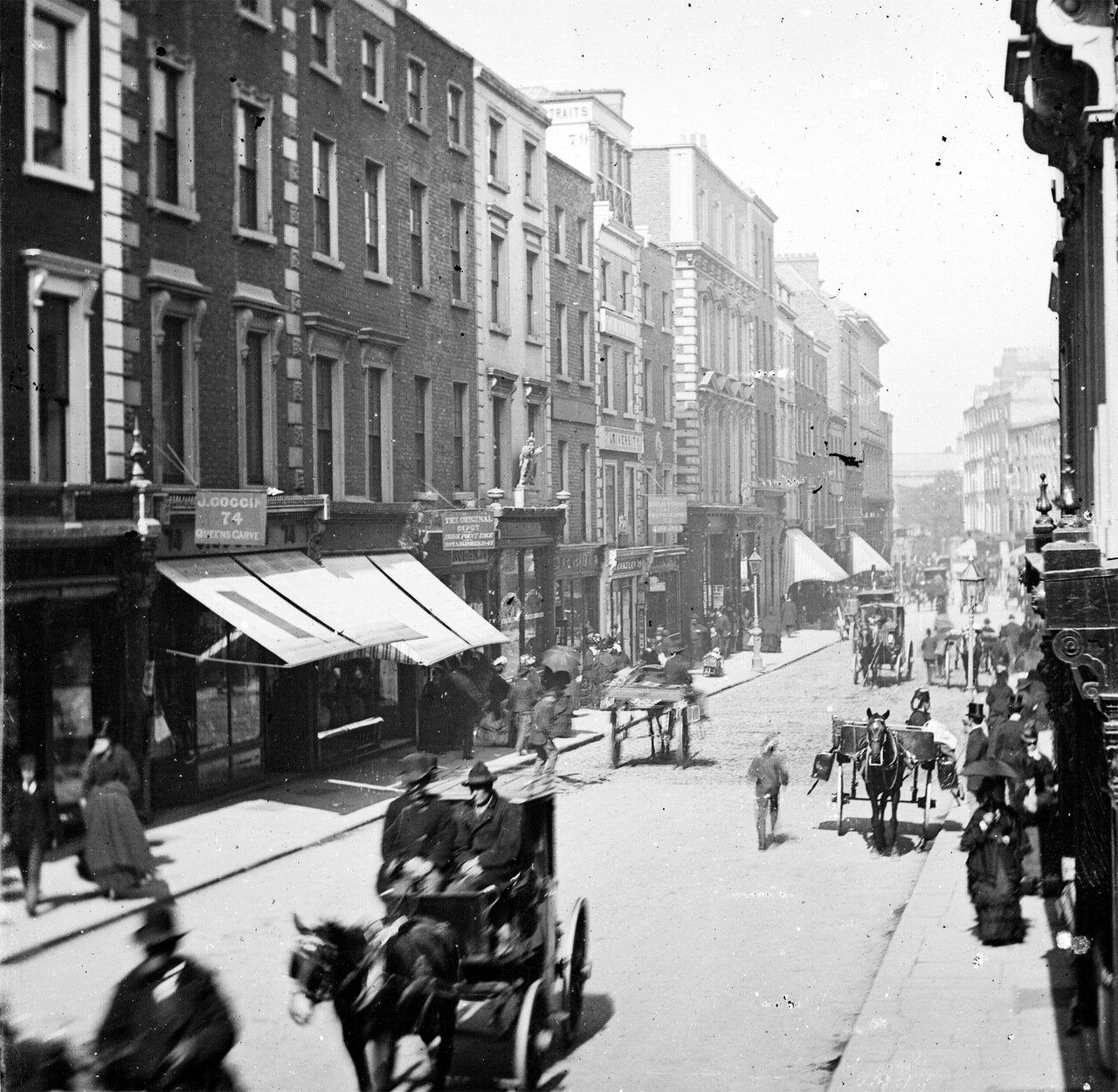 Графтон-стрит, 79. Дублин. 1870-е.