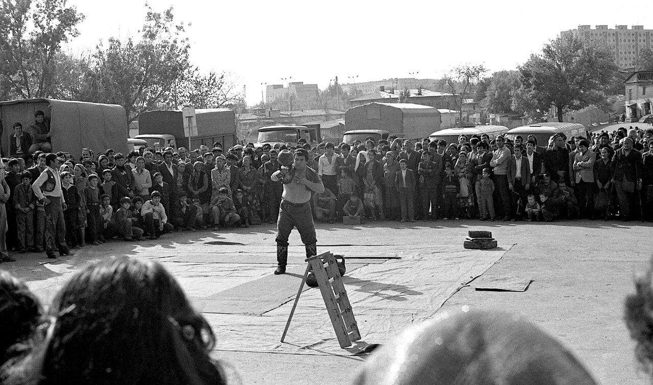 Уличное представление