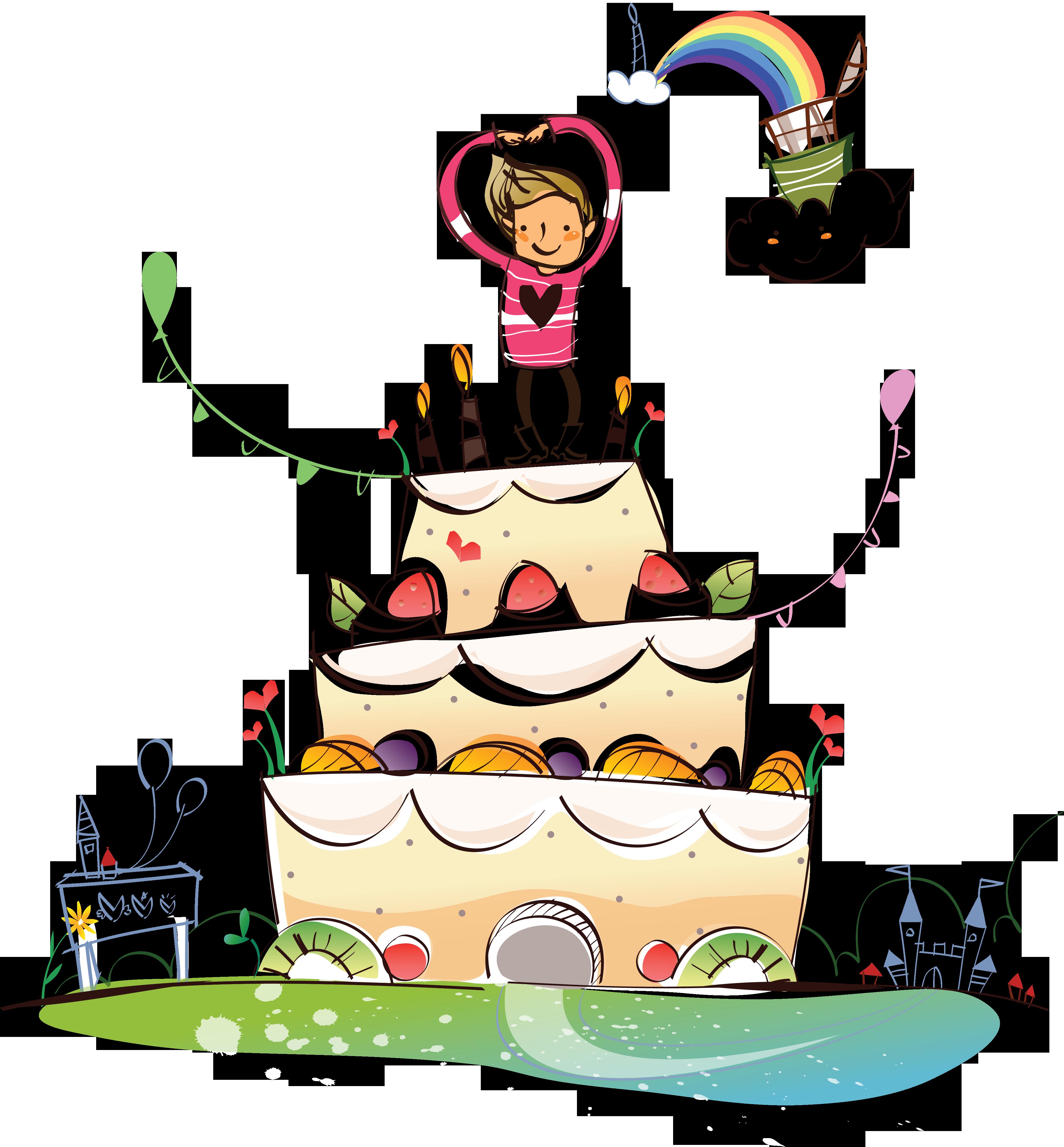 Открытка с днем рождения для кондитера, открытка