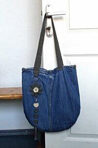 """брелок для сумки """"цветочек"""""""