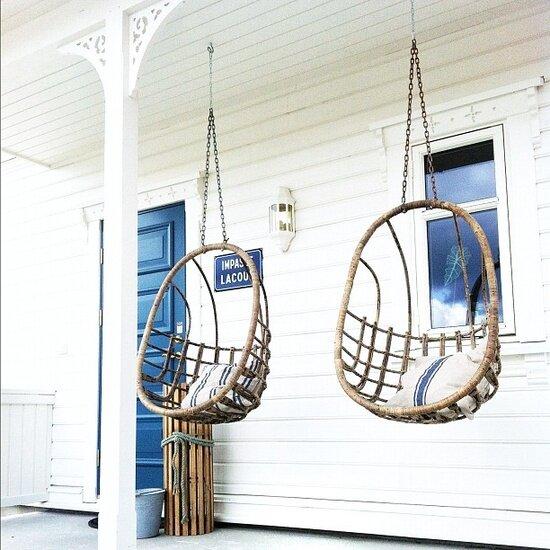 Выбираем кресло на балкон: фото, необычные идеи.