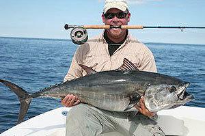 Ловля голубого тунца