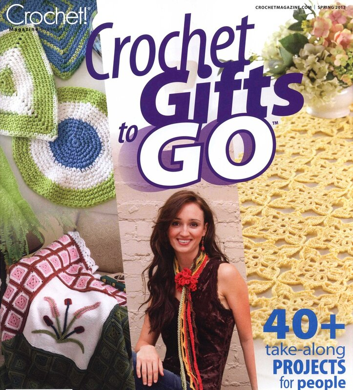 Crochet Gifts to Go Spring - 2013