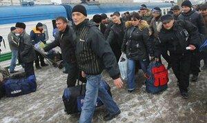 Почти половина населения Молдовы — гастарбайтеры