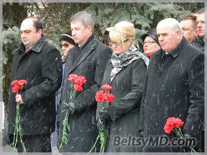 В Бельцах отметили День освобождения города