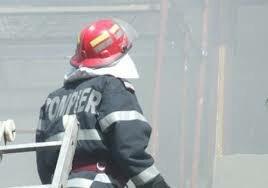 Пожар в Стрэшенах из-за непотушенной сигареты