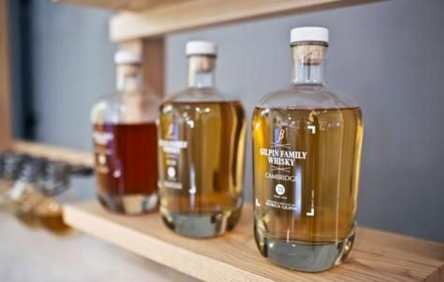Gilpin Family Whisky - Самые странные алкогольные напитки нашего времени