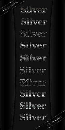 Серебряные стили - 15 0_c955b_5c7b61a_L