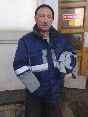волонтёры Даниловцы помогают бездомным