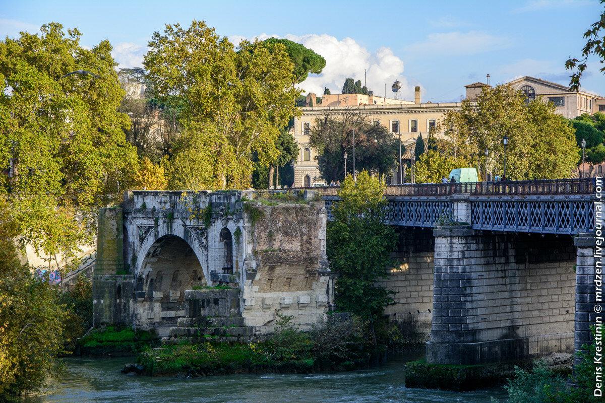 Мост Эмилия (Ponte Emilio)