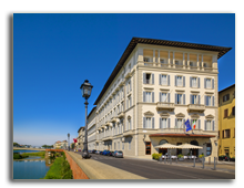 Италия. Флоренция. The St. Regis Florence