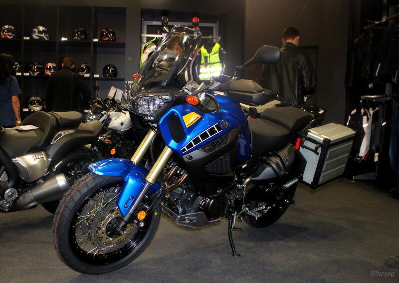Концепт Yamaha XT 1200Z Super Tenere