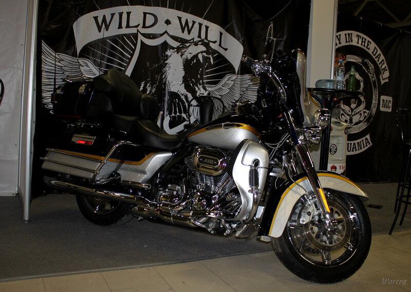 Байк клуба Wild Will