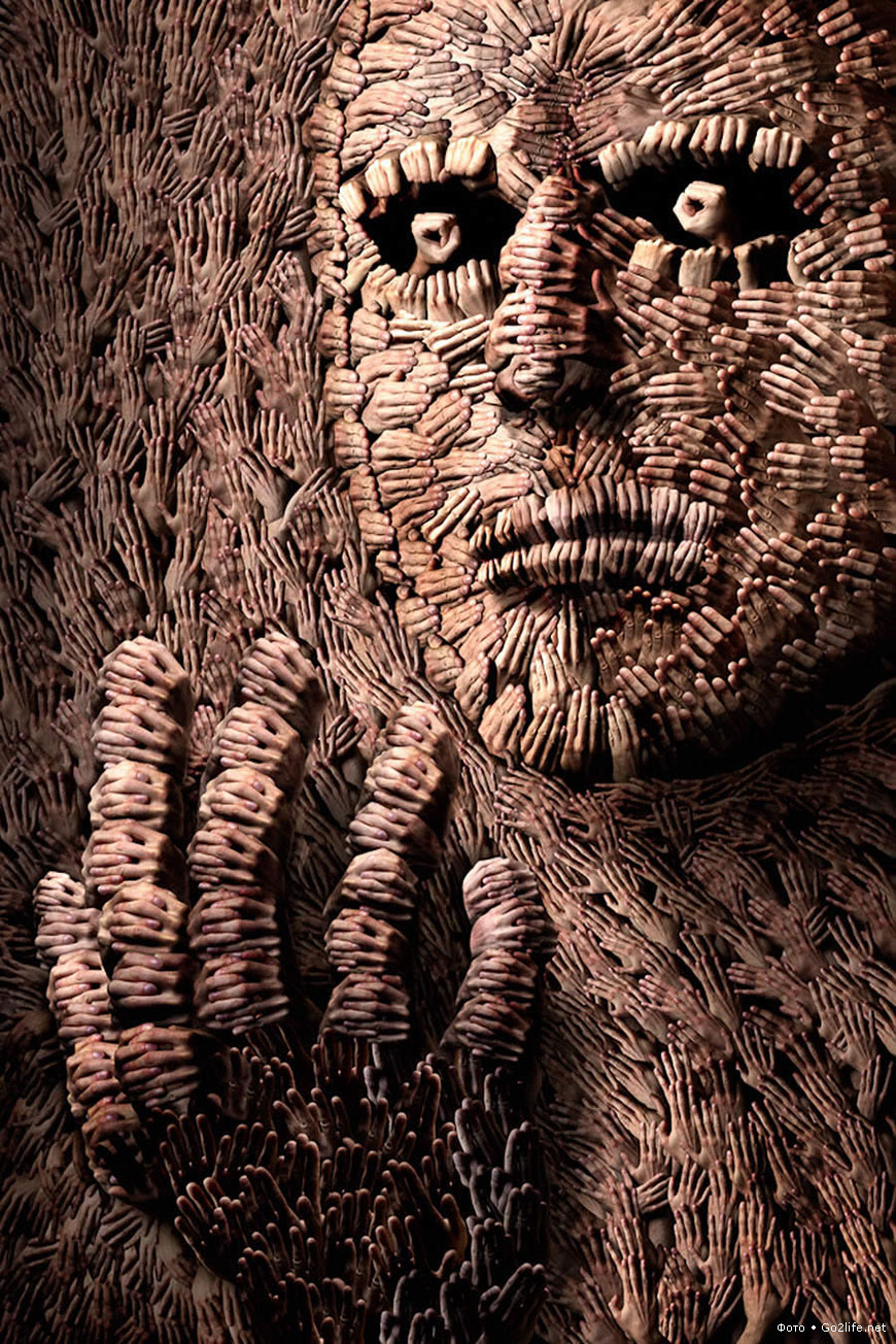 Сюрреализм в фотографиях Кристофа Кисяка (Christophe Kiciak)