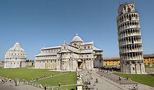 Незабываемые дни итальянского отпуска