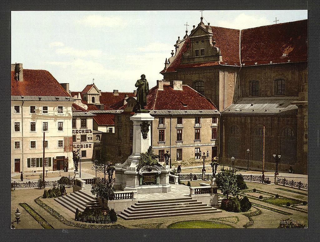 Польша и Восточная Пруссия в 1890 -1900 годах. 0_7c522_44609284_orig