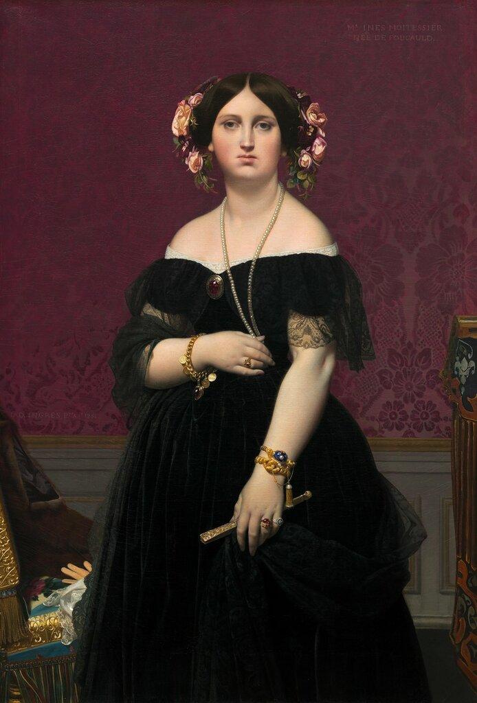 Jean-Auguste-Dominique Ingres, French.jpg