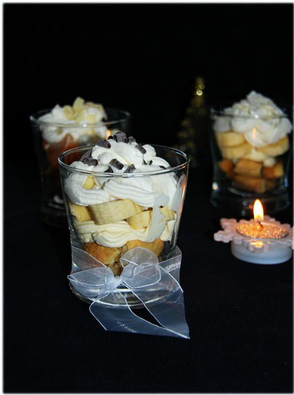 Десерт с маскарпоне Трайфл