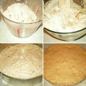 Как приготовить коржи для Киевского торта
