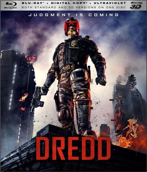 Судья Дредд 3D / Dredd 3D (2012) BDRip 1080p [3D, 2D] + 720p + HDRip
