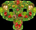 Новогодний,русский алфавит  0_7e8e6_c046ef21_S