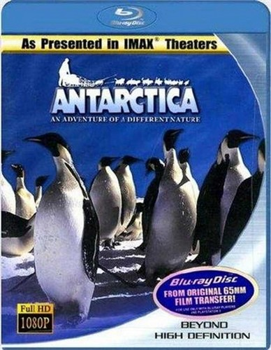 ����������: ����������� � ����������� �������/Antarctica: An Adventure Of A Different Nature (1991) BDRip